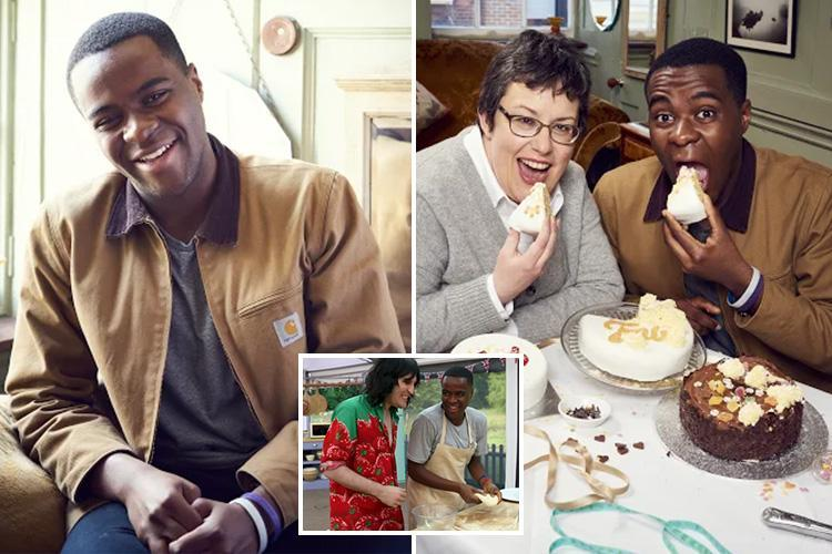 Great British Bake Off star Liam Charles, 20, chats popstar cakes and superhero capes