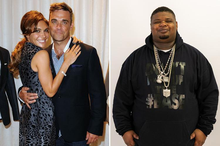 Big Narstie reveals Ayda Field bought Robbie Williams his own WEED farm for their anniversary