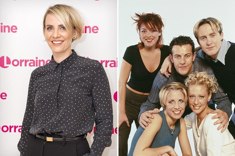 Claire Richards confirms Steps WILL make another album after their summer tour