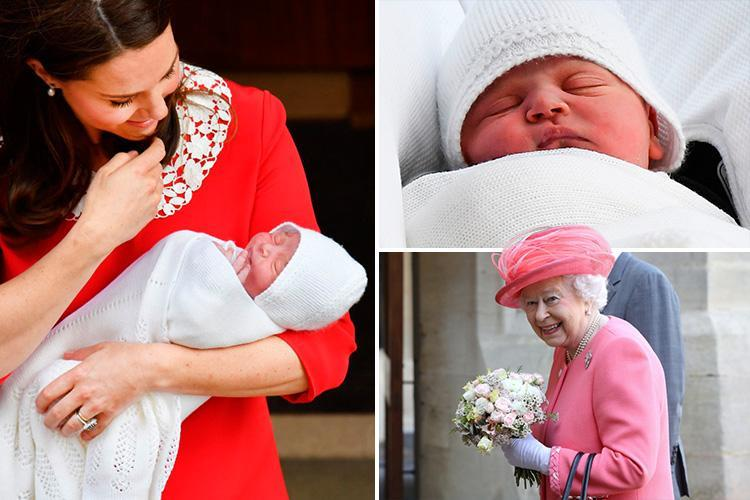 Baby Louis wasn't meant to be a prince… here's why the Queen changed the rules
