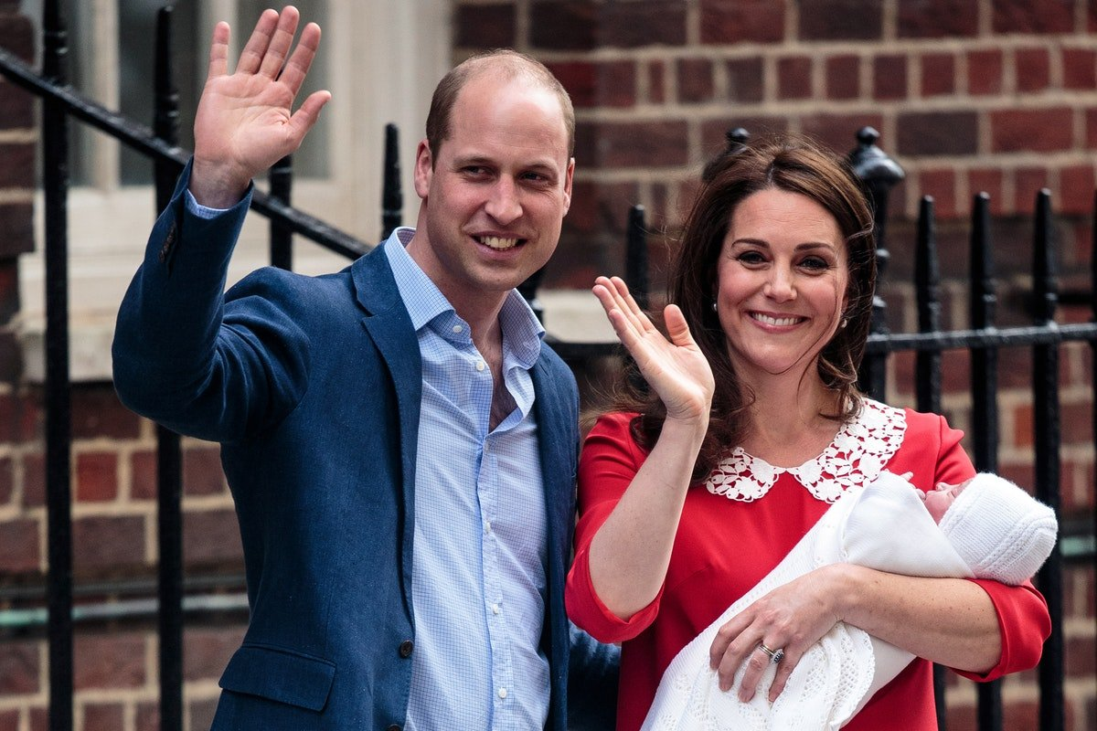 How The New Royal Baby's Confusing Name Is Actually Pronounced