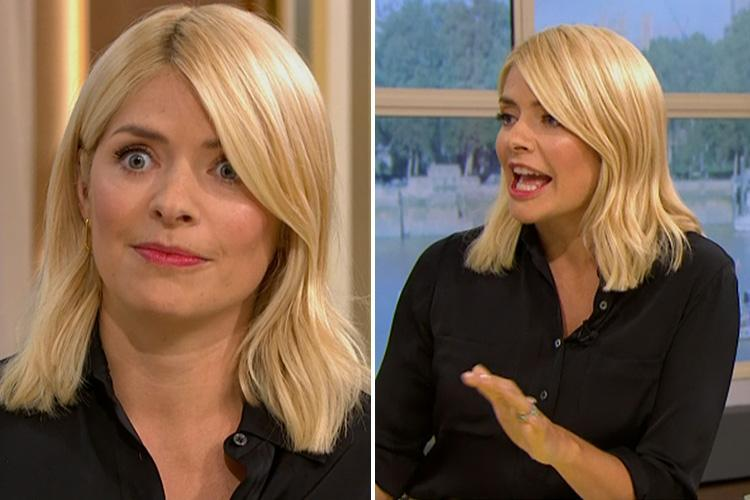 Holly Willoughby stunned after guest asks her if she could imagine her daughter with a vibrator – and viewers were disgusted too