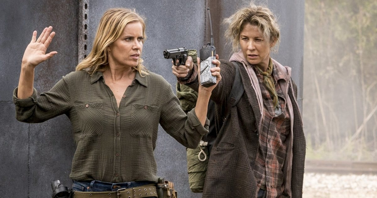 Don't 'Fear the Walking Dead': Jenna Elfman, Crazy New Villains and 5 More Unanswered Questions