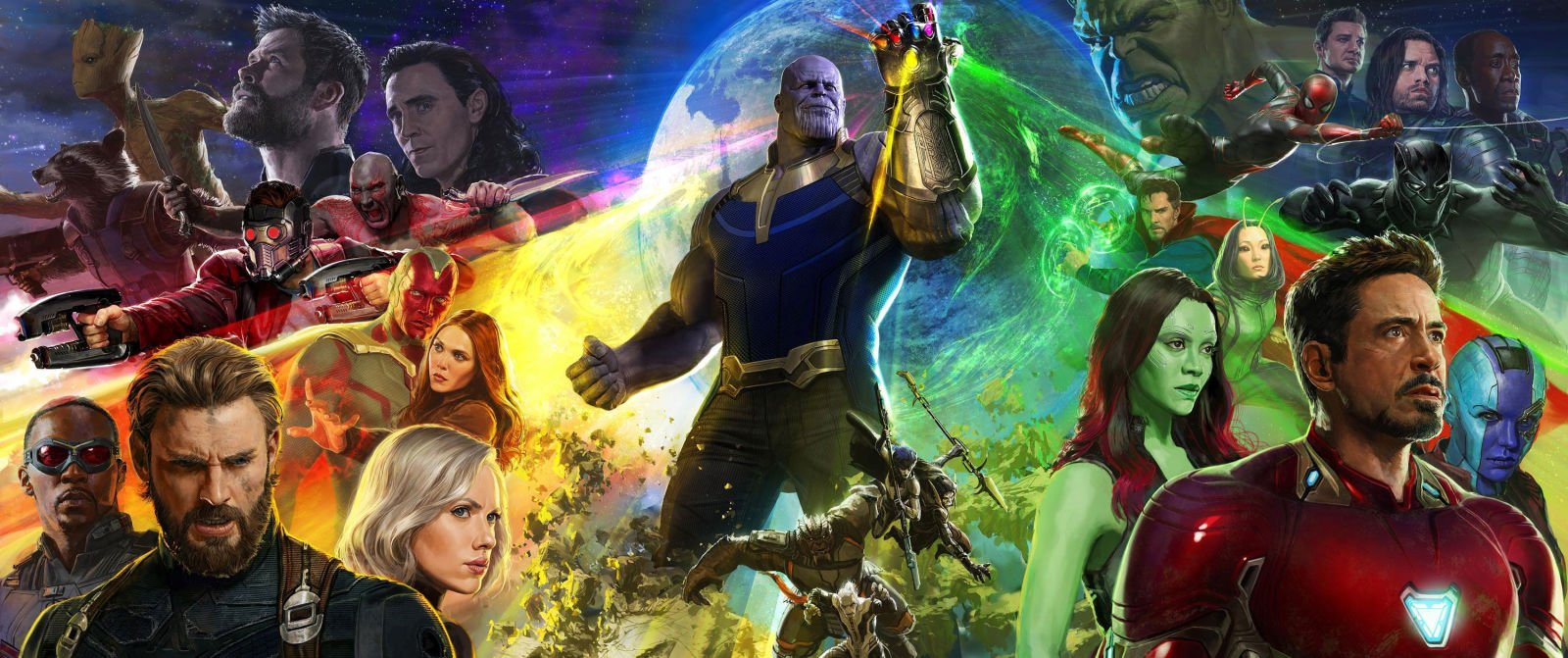 What's happening in Marvel Phase Four?