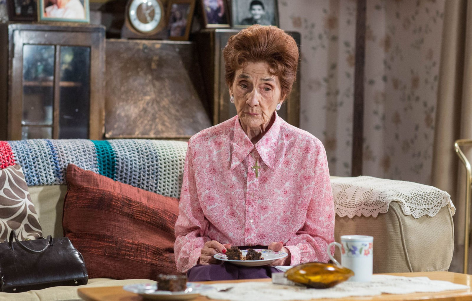 EastEnders' Dot Branning is here to stay as June Brown signs a new contract