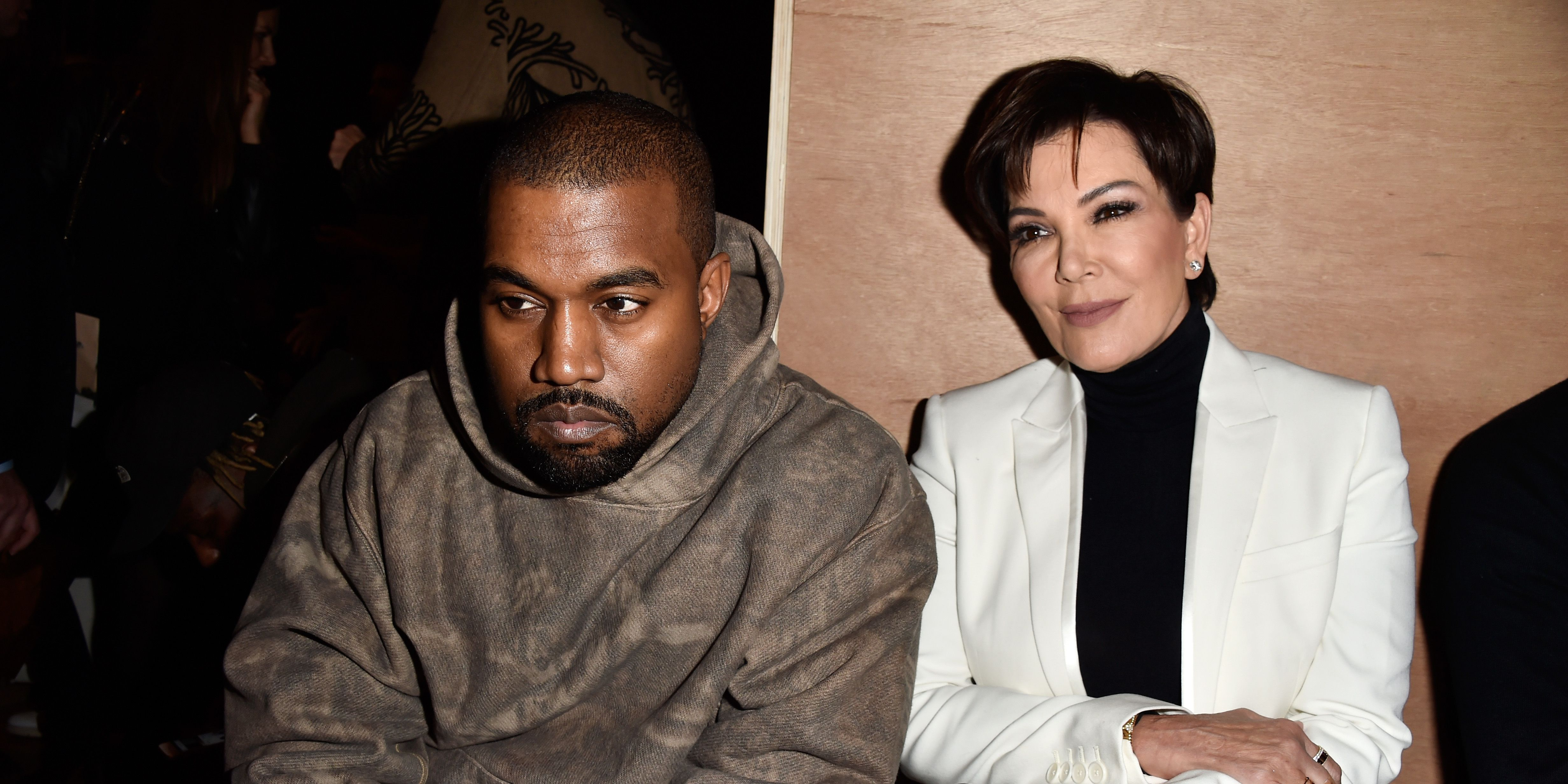 Oh Sh*t, Kris Jenner Just Tweeted a Response to Reports She's Fighting with Kanye West