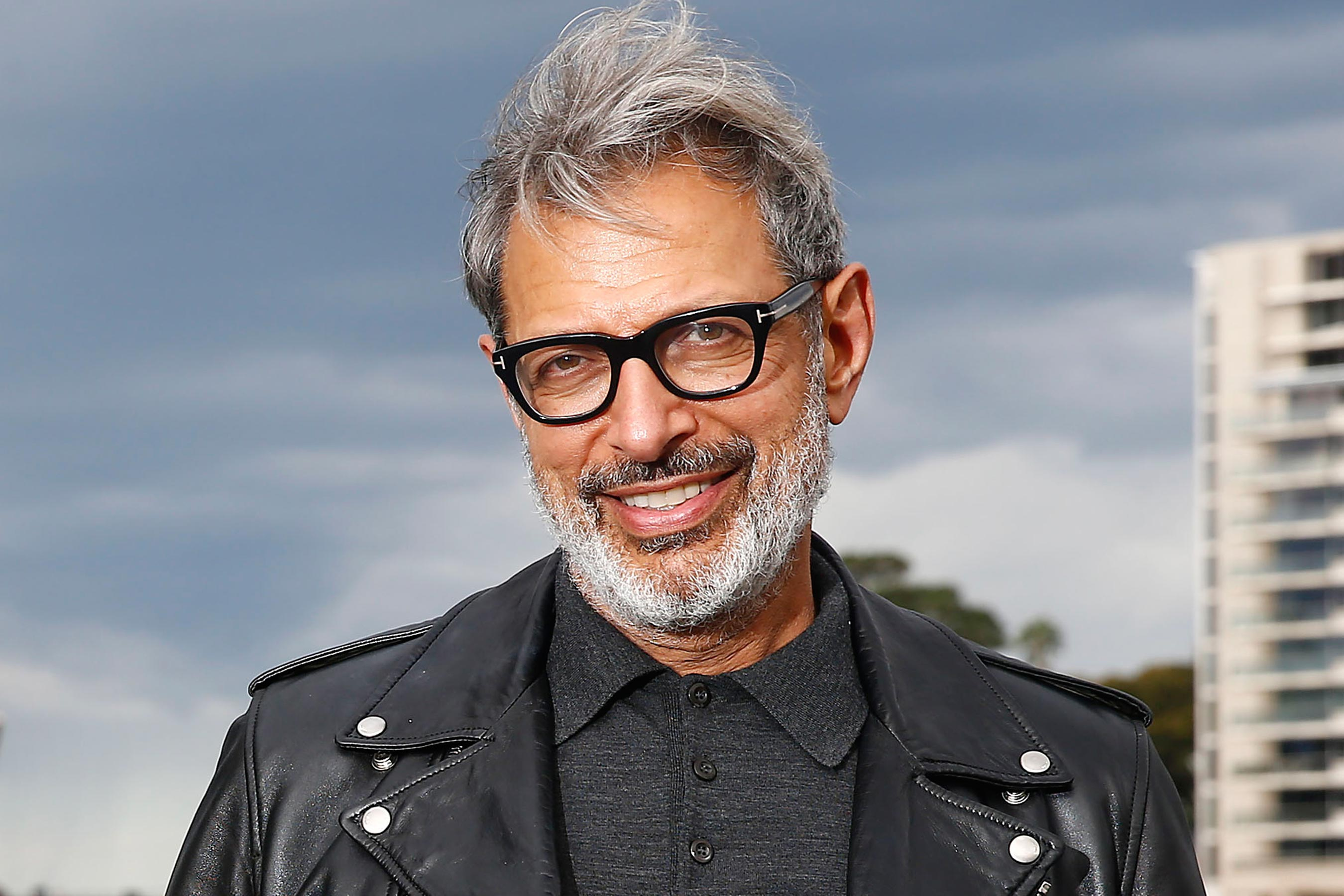 Here's 30 minutes of Jeff Goldblum purring, if you're into that sort of thing