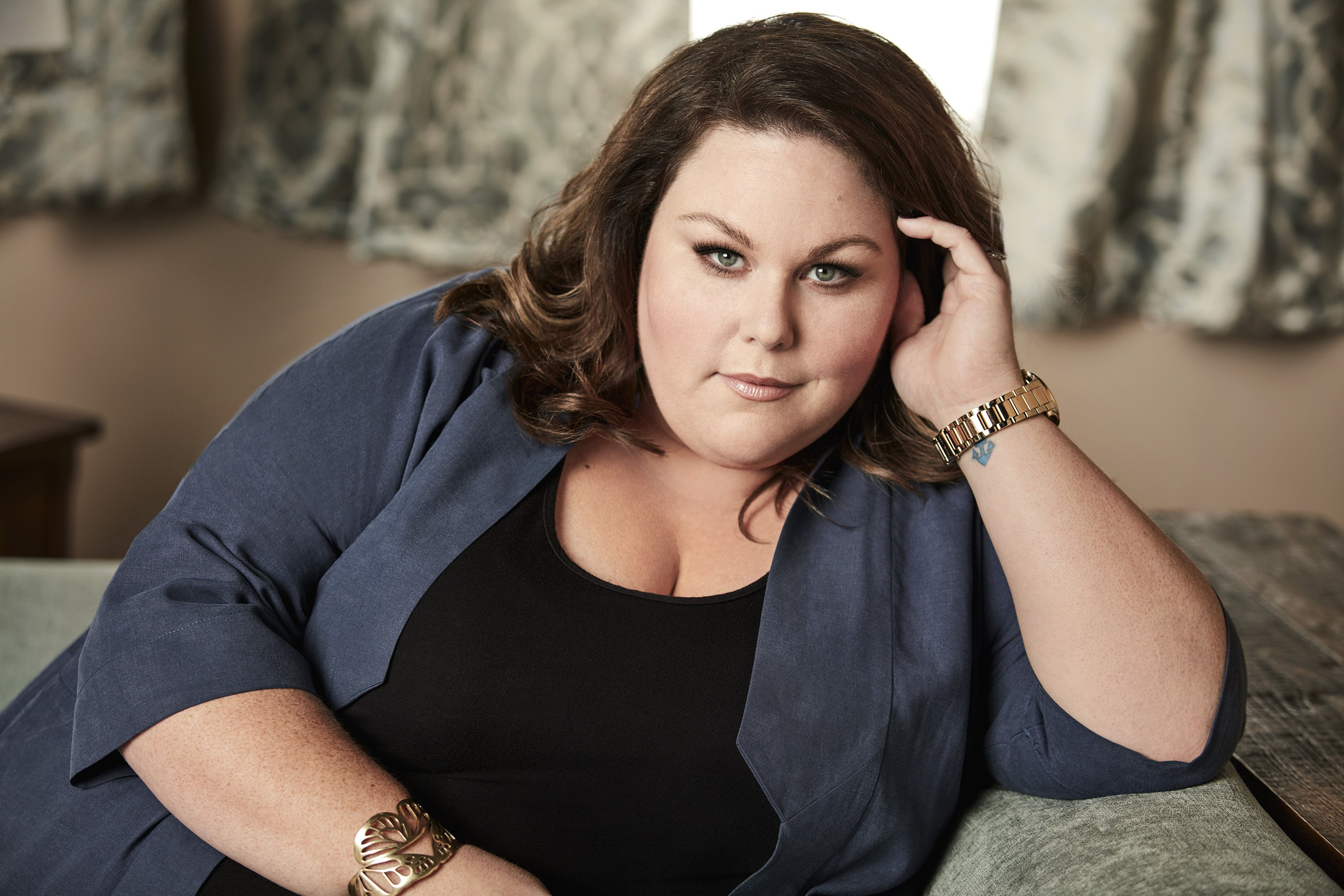 Chrissy Metz says stepfather abused her, forced her to do weigh-ins