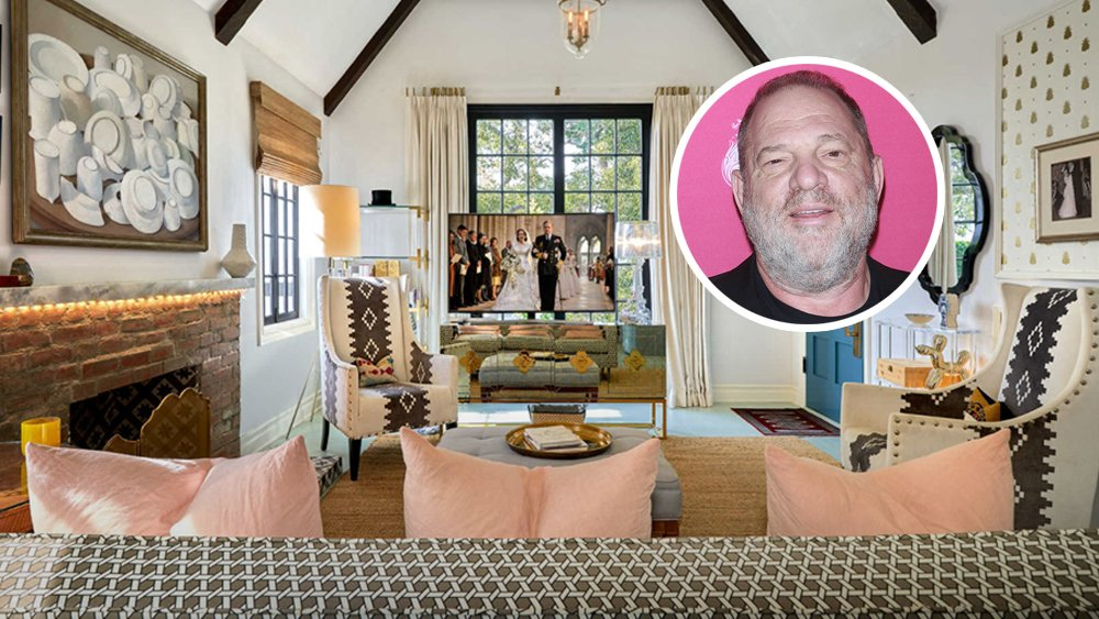 Harvey Weinstein Sheds West Hollywood Cottage in Off-Market Deal (EXCLUSIVE)