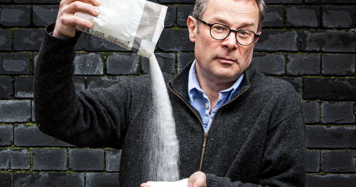 Hugh Fearnley-Whittingstall declares war on fatties with mouthful of a show