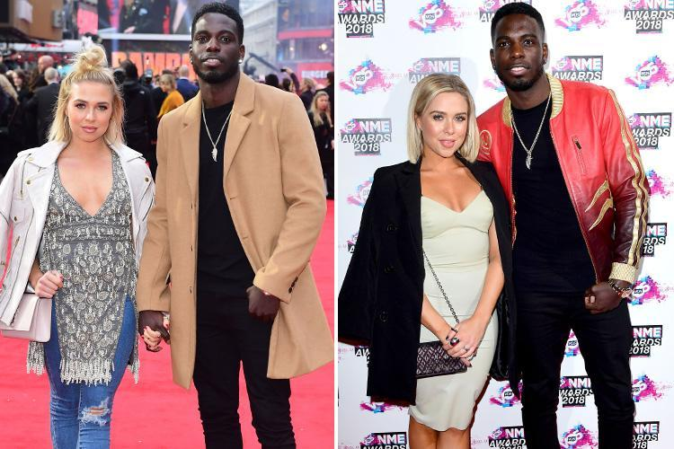 Love Island's Gabby Allen and Marcel Somerville 'close to split' as she tells pals they're on the rocks after huge rows