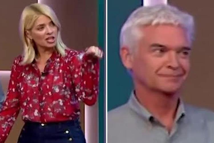 This Morning fans think Holly Willoughby dropped the C-bomb live on air – but did you hear it?