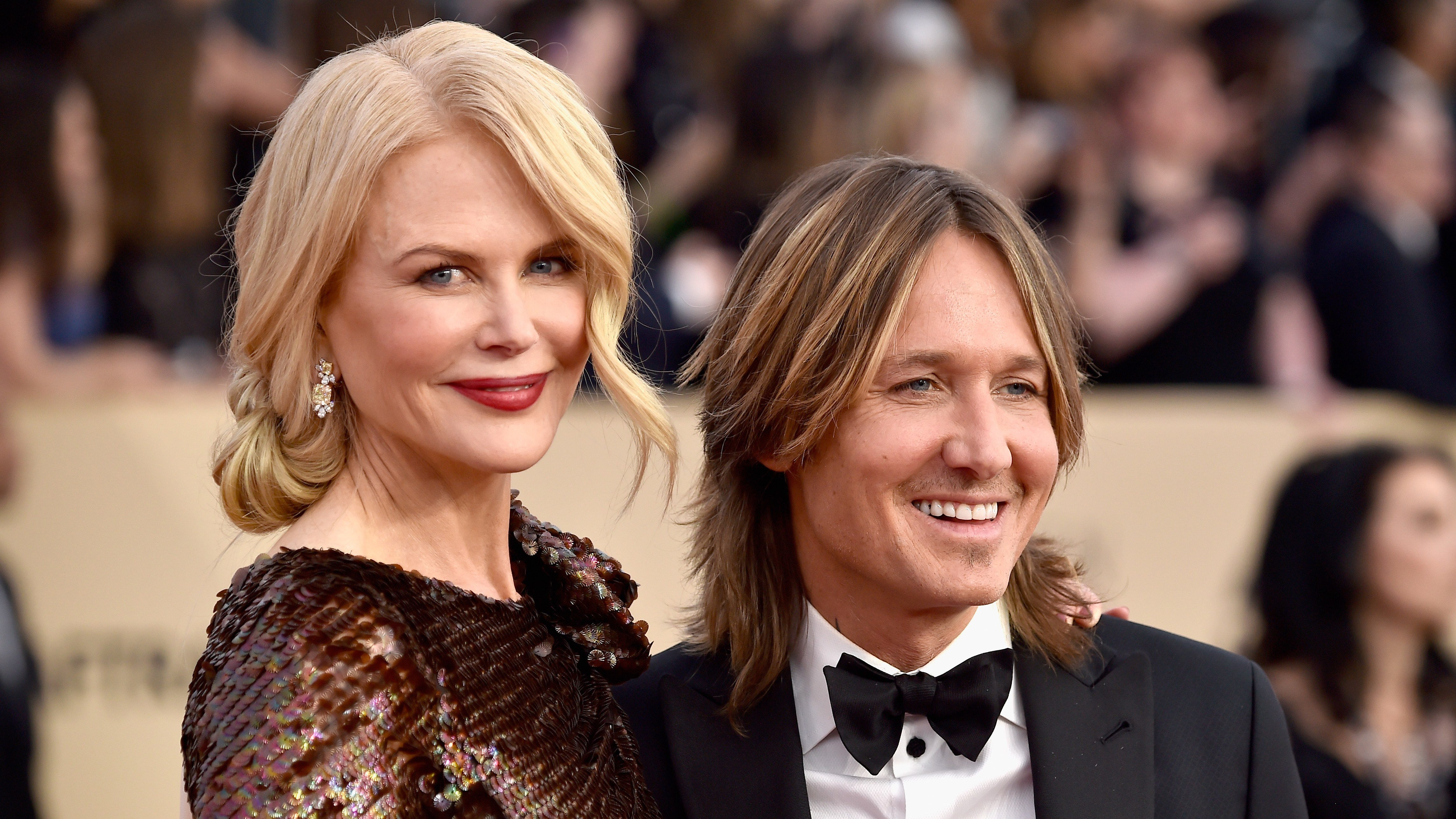 "Keith Urban Says Nicole Kidman ""Regrets"" Heckling Him at a Fan Event"
