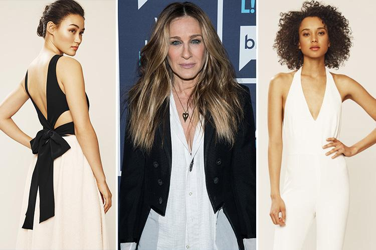 Sex and the City star Sarah Jessica Parker has designed a bridal range… but would you pick one of her frocks?