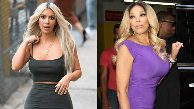 Kim Kardashian Pissed At Wendy Williams For Dragging Kanye West: She 'Hardly Knows Him'