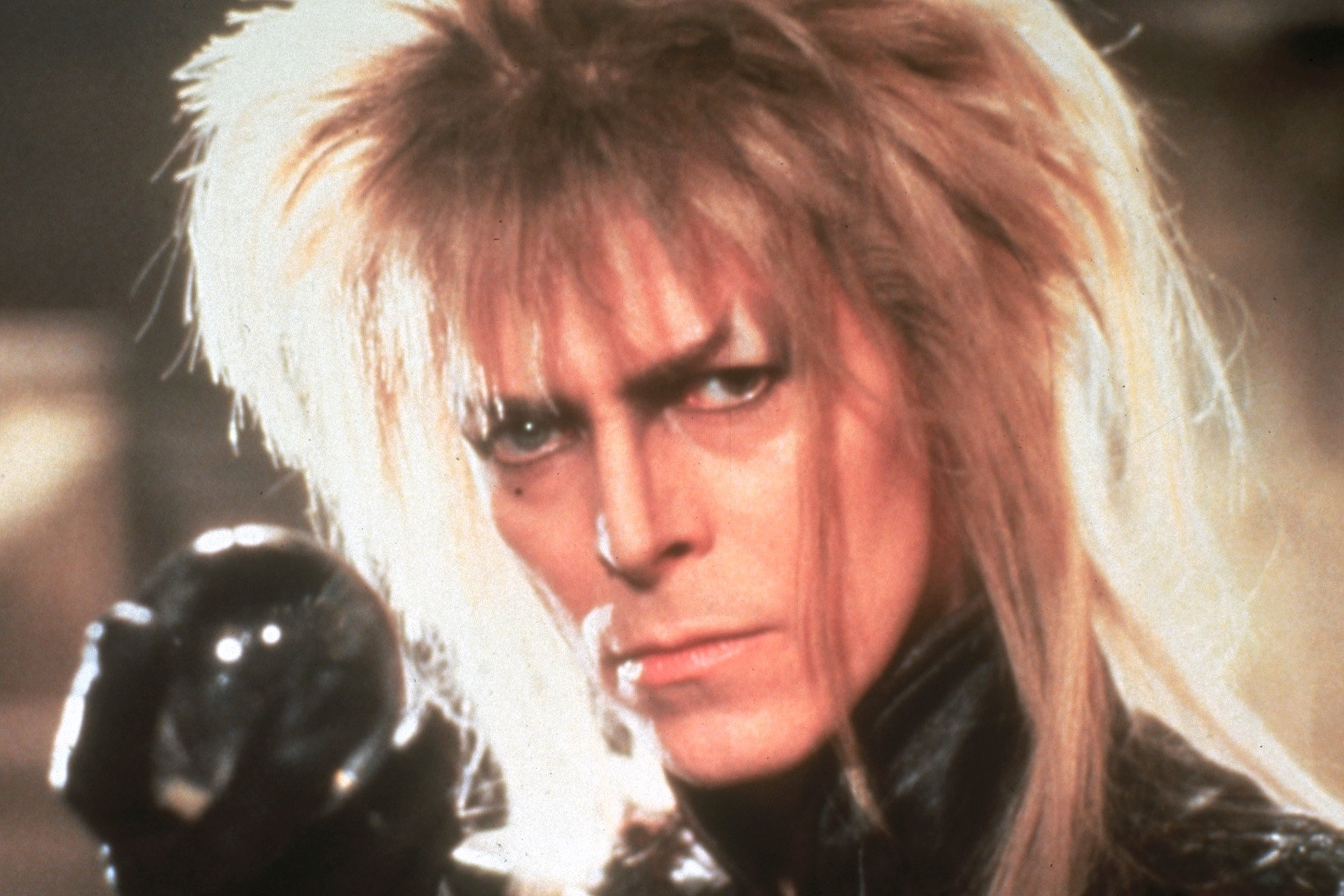 Behind-the-scenes secrets from Bowie's cult classic 'Labyrinth'