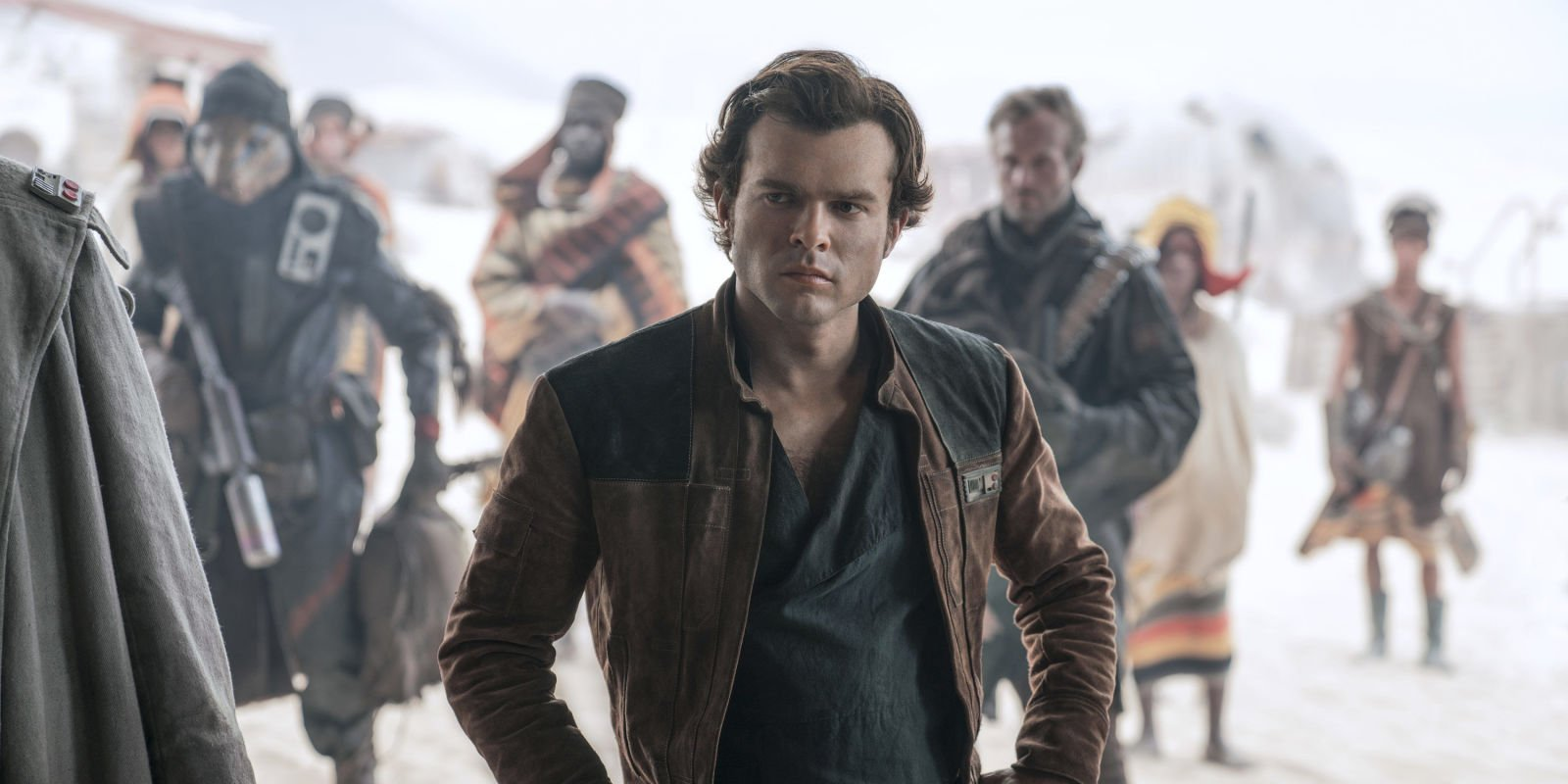 Disney unveils details about Han and Lando's first meeting in Solo: A Star Wars Story