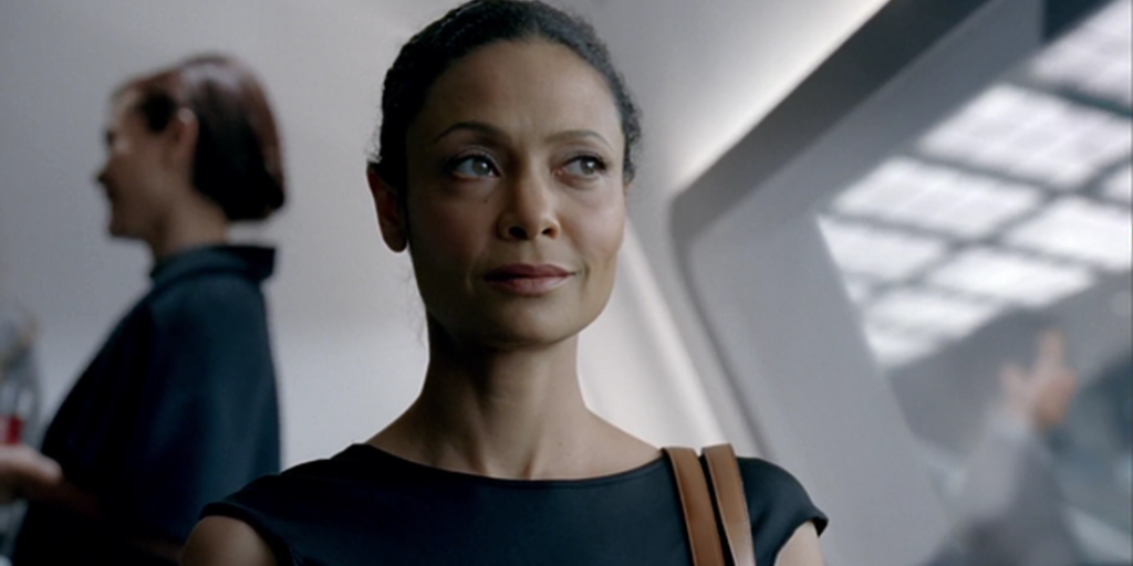 Westworld's Thandie Newton confirms she'll be paid equally with male co-stars for season 3