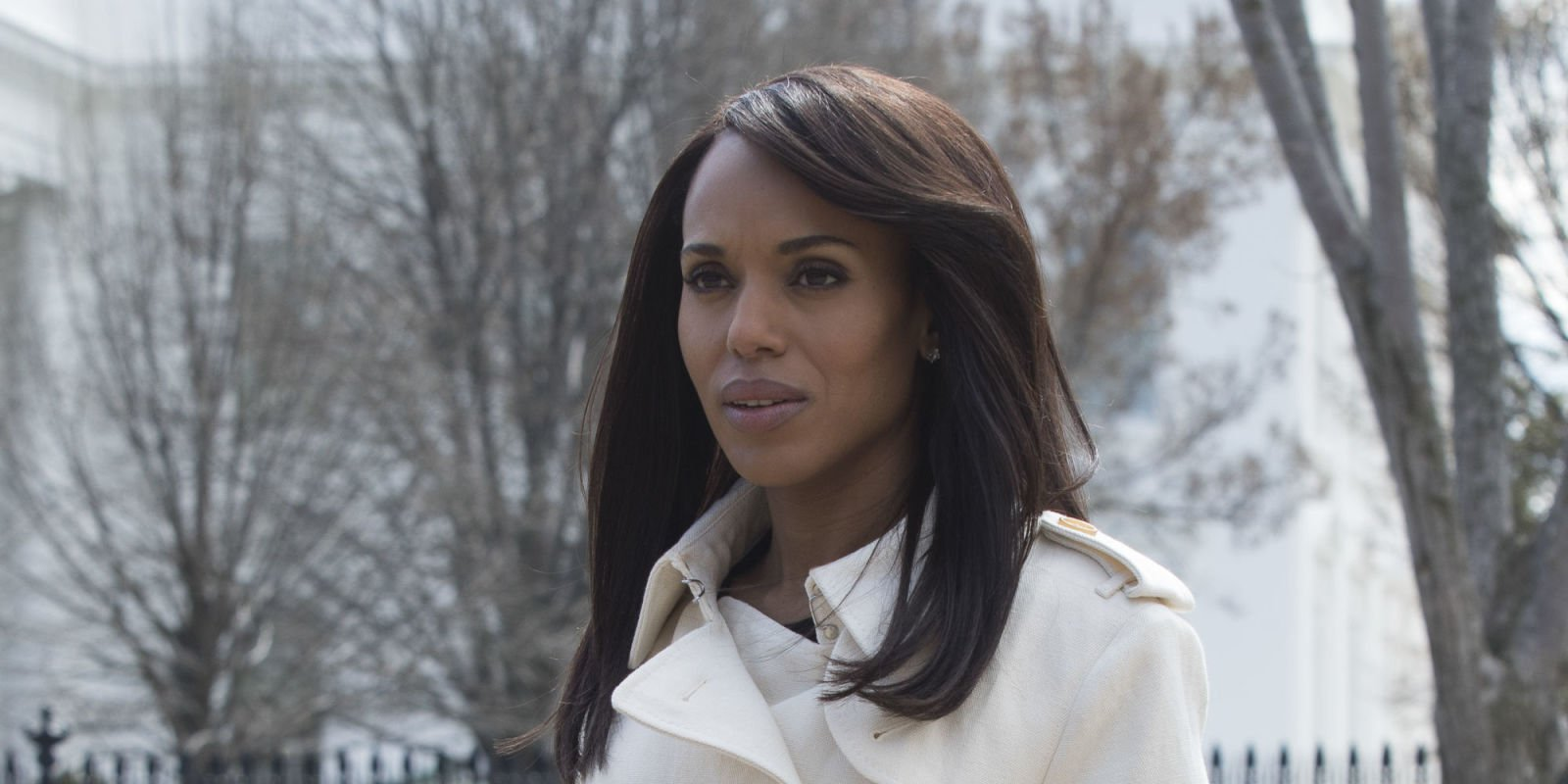 Kerry Washington reveals what playing Olivia Pope on Scandal has taught her
