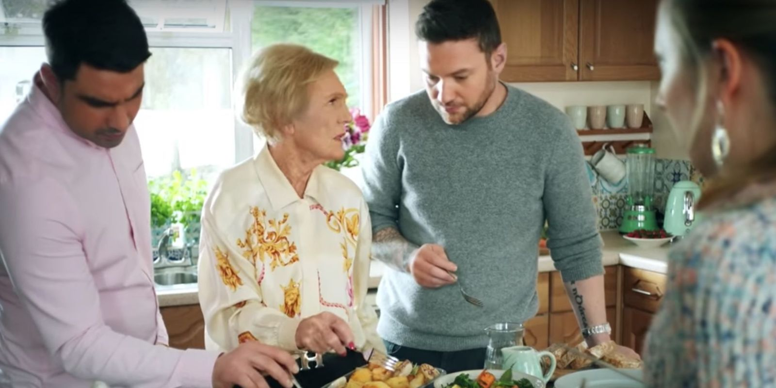 Mary Berry explains why Britain's Best Home Cook isn't a new MasterChef