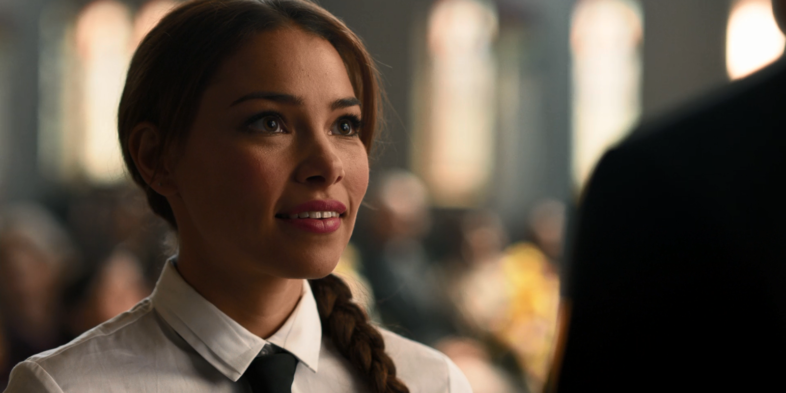 Here's when The Flash will reveal Mystery Girl's identity