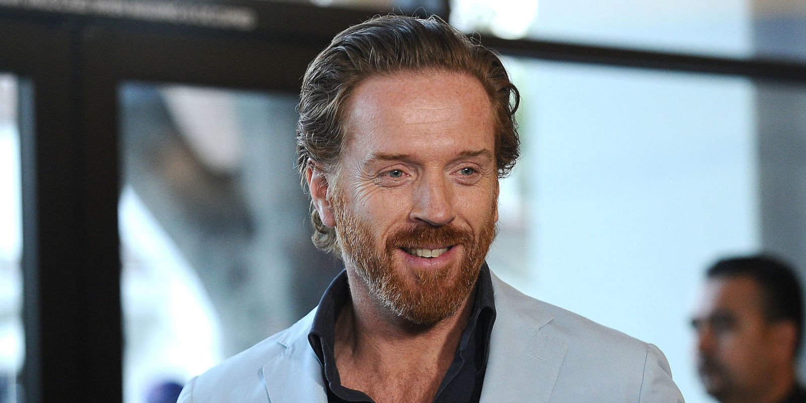 Homeland star Damian Lewis is completely unrecognisable in new movie based on Toronto Mayor scandal