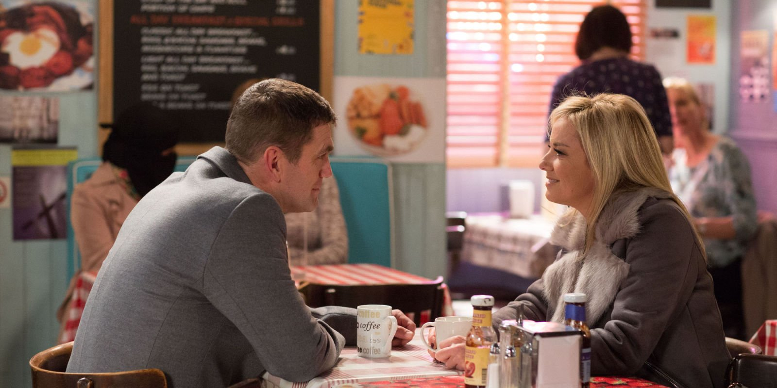 EastEnders passion for Jack Branning and Mel Owen as they sleep together next week