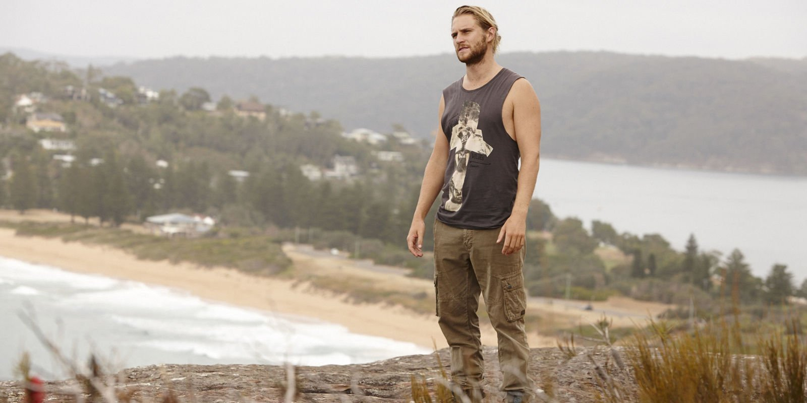 Home and Away star George Mason is looking VERY different after Ash exit