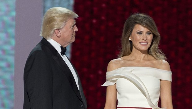 Happy Birthday Melania Trump — See Her Best Looks Since Becoming First Lady