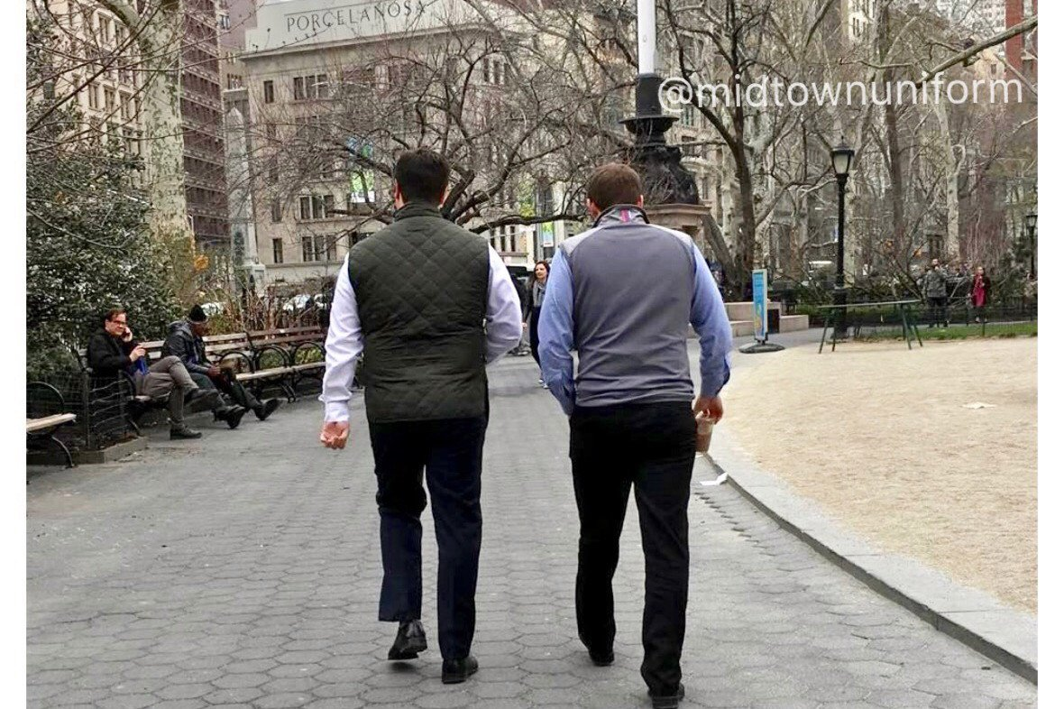 Viral Instagram account mocks NYC bros' 'Midtown Uniform'