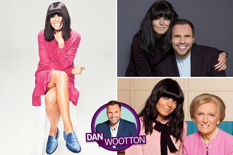 Claudia Winkleman on her new show – and her 'womance' with Mary Berry