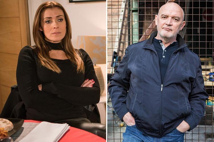 Coronation Street's Michelle Connor to become Pat Phelan's next victim in gruesome wedding day scenes