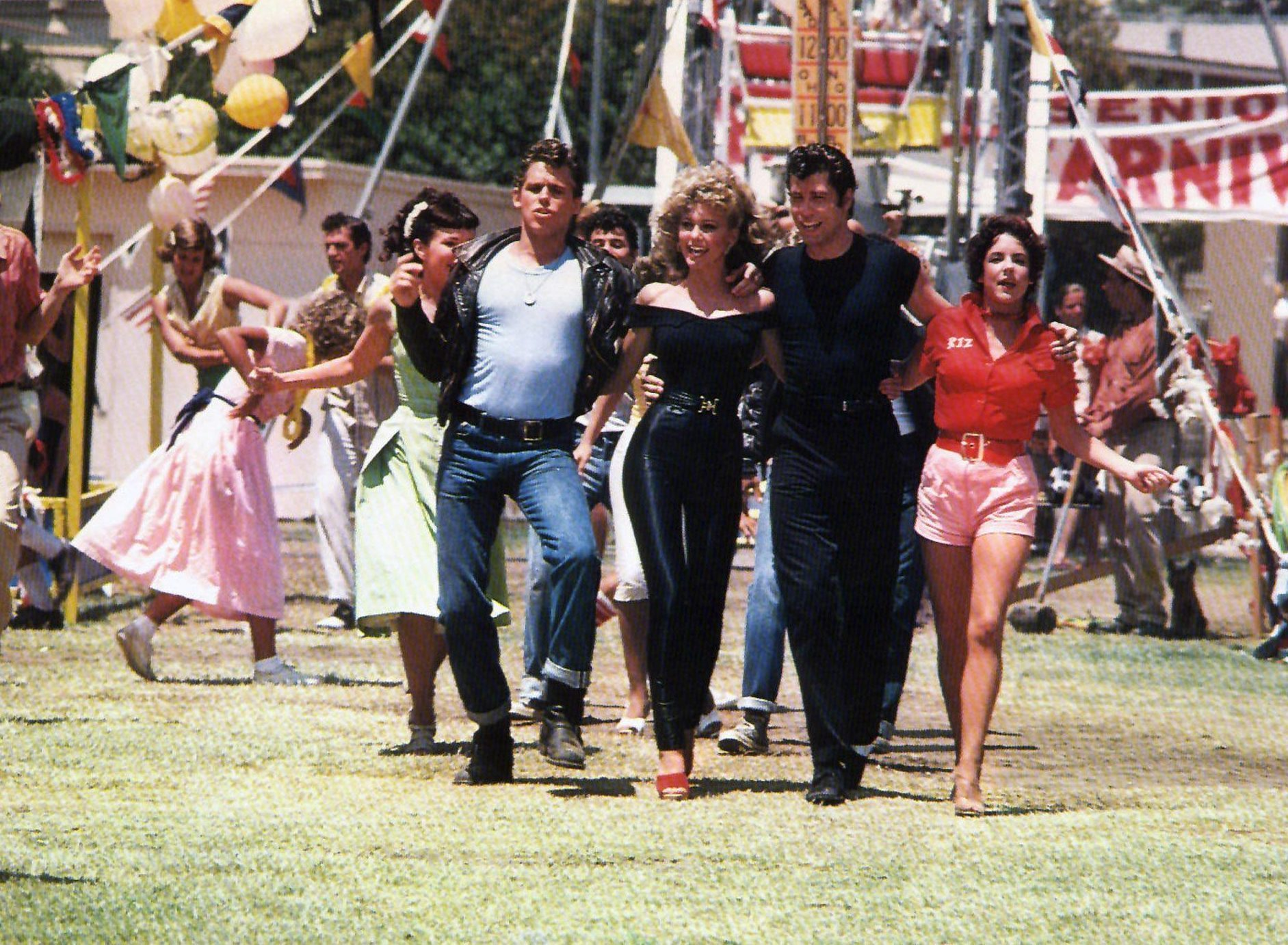 A Grease sleepover is coming to the UK to mark the film's 40th anniversary… and we are beyond excited