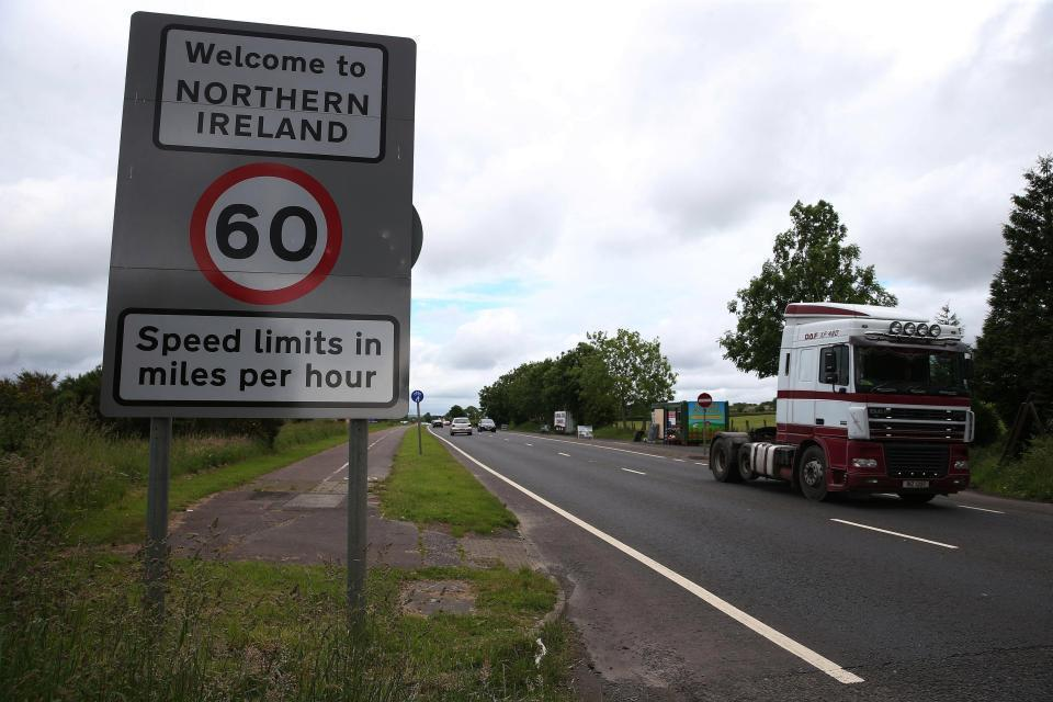 Ministers blew £680,000 on 'sci-fi' Irish border Brexit plan trashed by Brussels and MPs