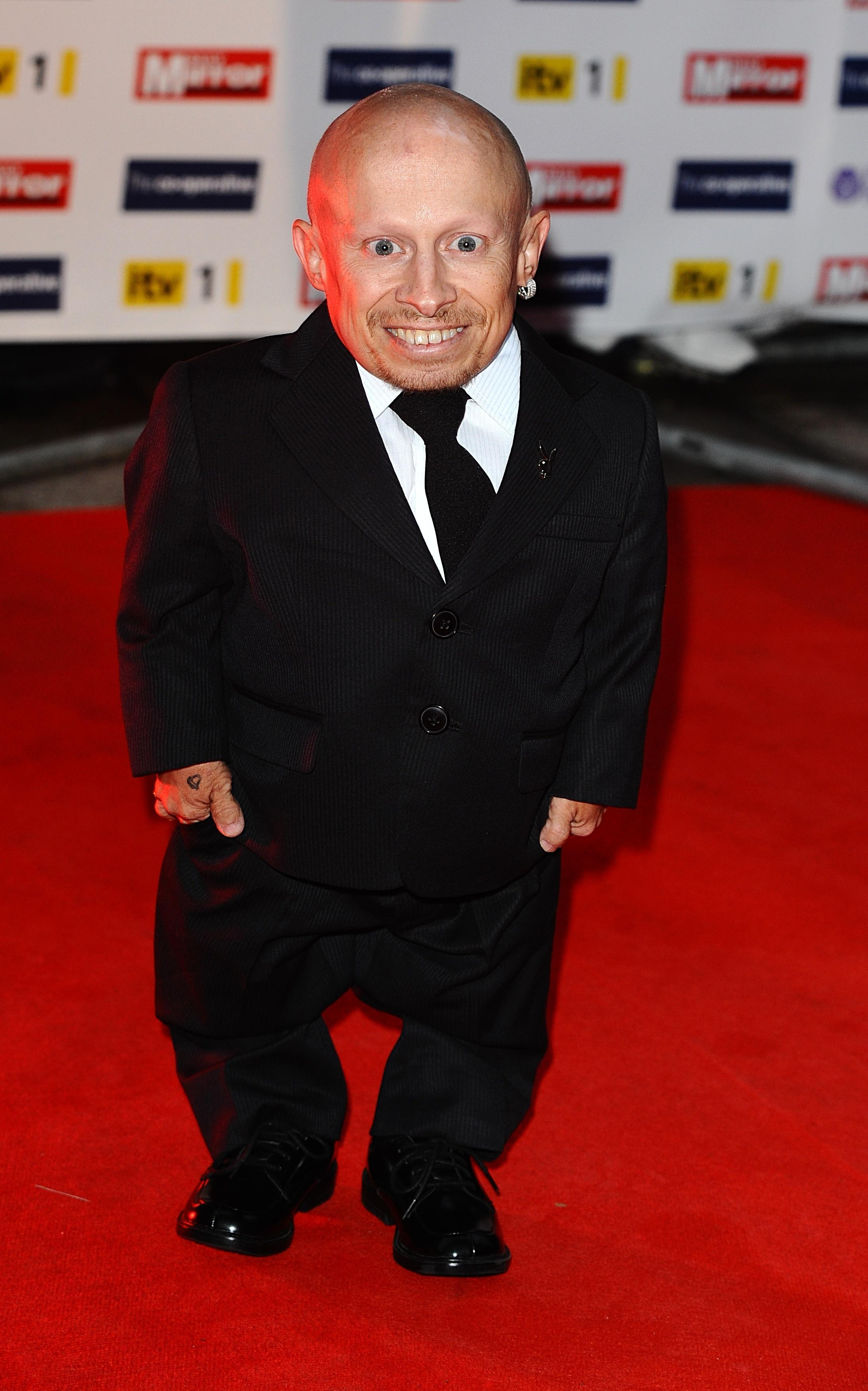Austin Powers star Verne Troyer was rushed to hospital with alcohol poisoning and suicidal thoughts just weeks before his death
