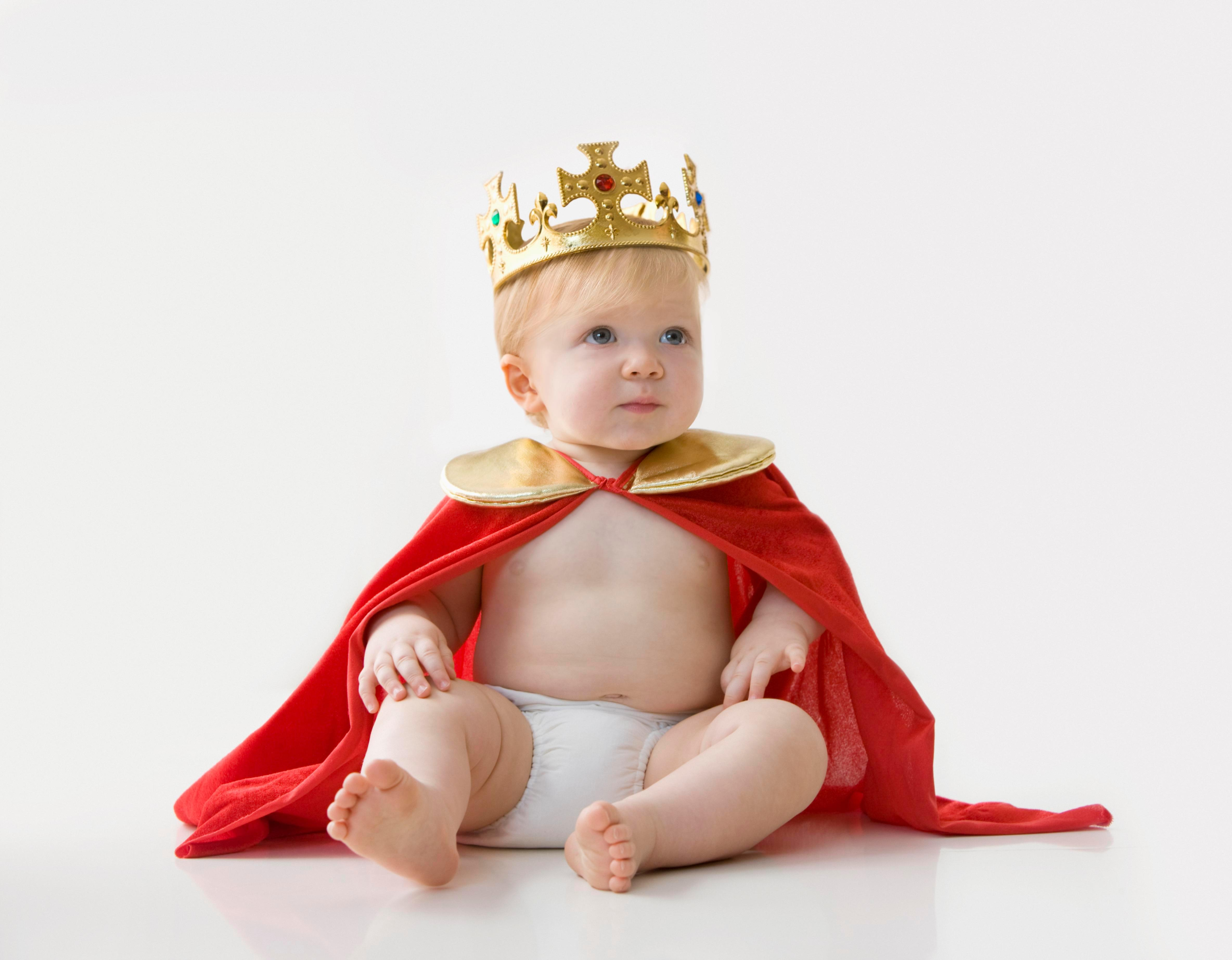 Royal baby names list – the favourite names chosen by royals for boys and girls