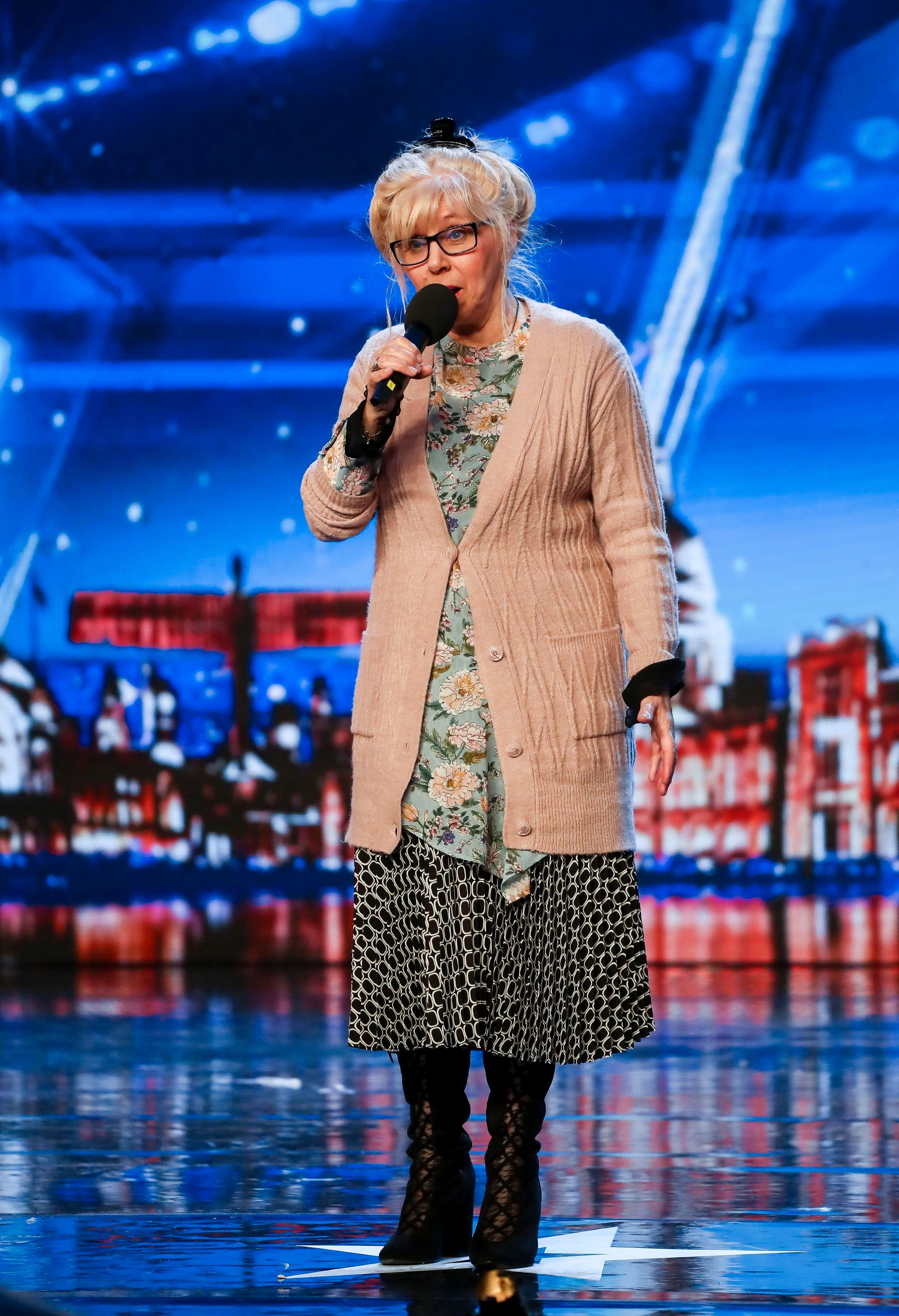 BGT's Jenny Darren liked vile homophobic and racist videos on her YouTube account