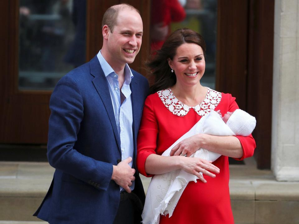 Do royals do hand-me-downs? We look at how Royal recycler Kate will dress her adorable new prince (HINT: expect to see George's shorts before long)
