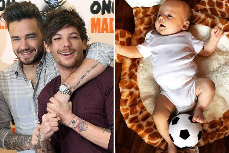 Liam Payne reveals son Bear is hanging out with One Direction pal Louis Tomlinson's son Freddie