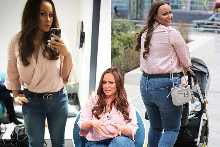 Chanelle Hayes wows fans with slim selfie just hours after leaving ITV studios
