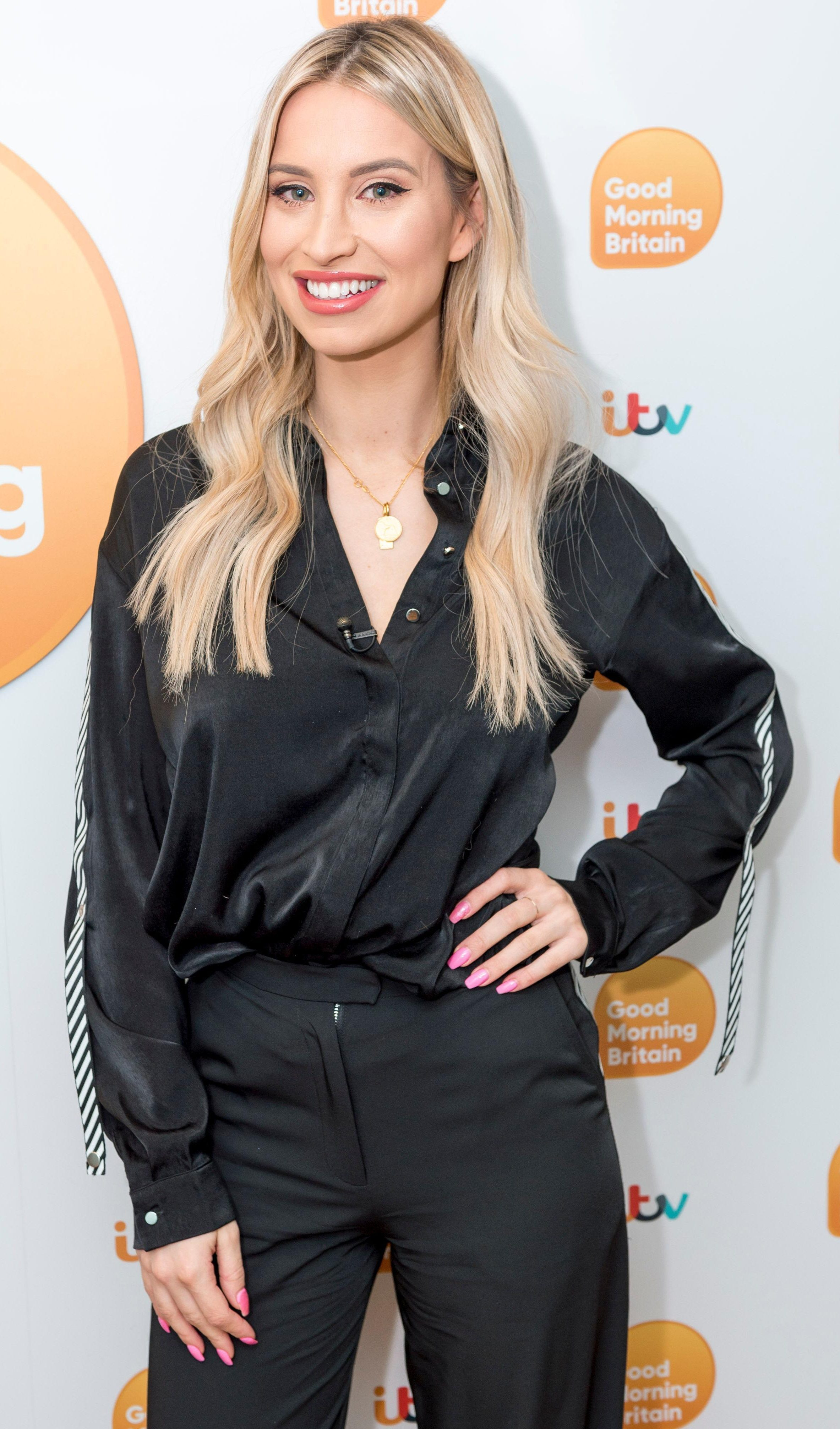 Ferne McCann reveals she had a 'closing of the bones' ceremony