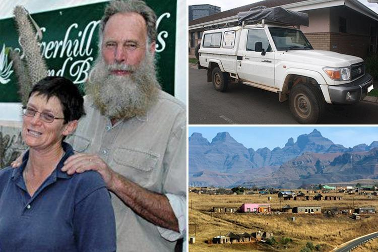 Brit 'kidnapped by ISIS' alongside his wife in South Africa found dead in crocodile-infested river