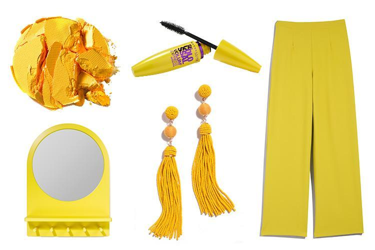 These sunny spring buys had us at yellow – The Sun