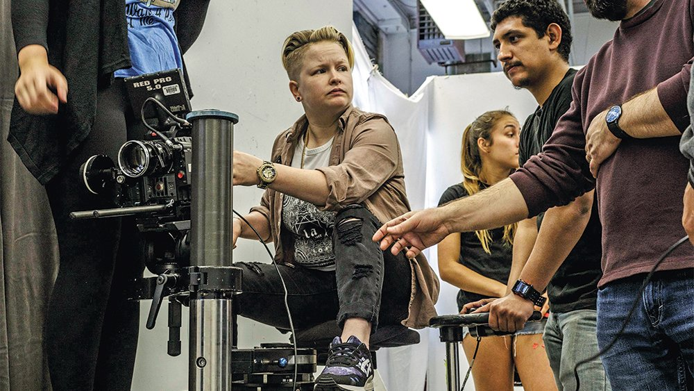 Community Colleges Expand Their Cinematic Tracks