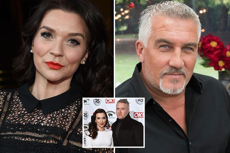 Candice Brown reveals she's invited Paul Hollywood to her wedding after they were spotted cosying up