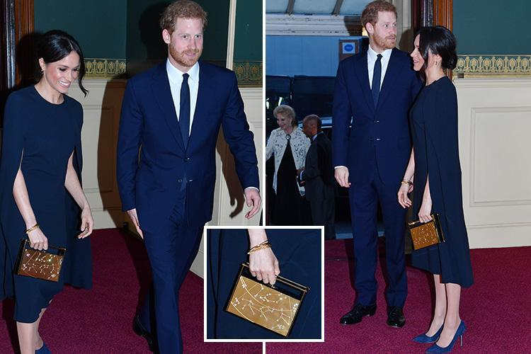 Meghan Markle shines in a £1K Stella McCartney dress… here's how to get the look for less