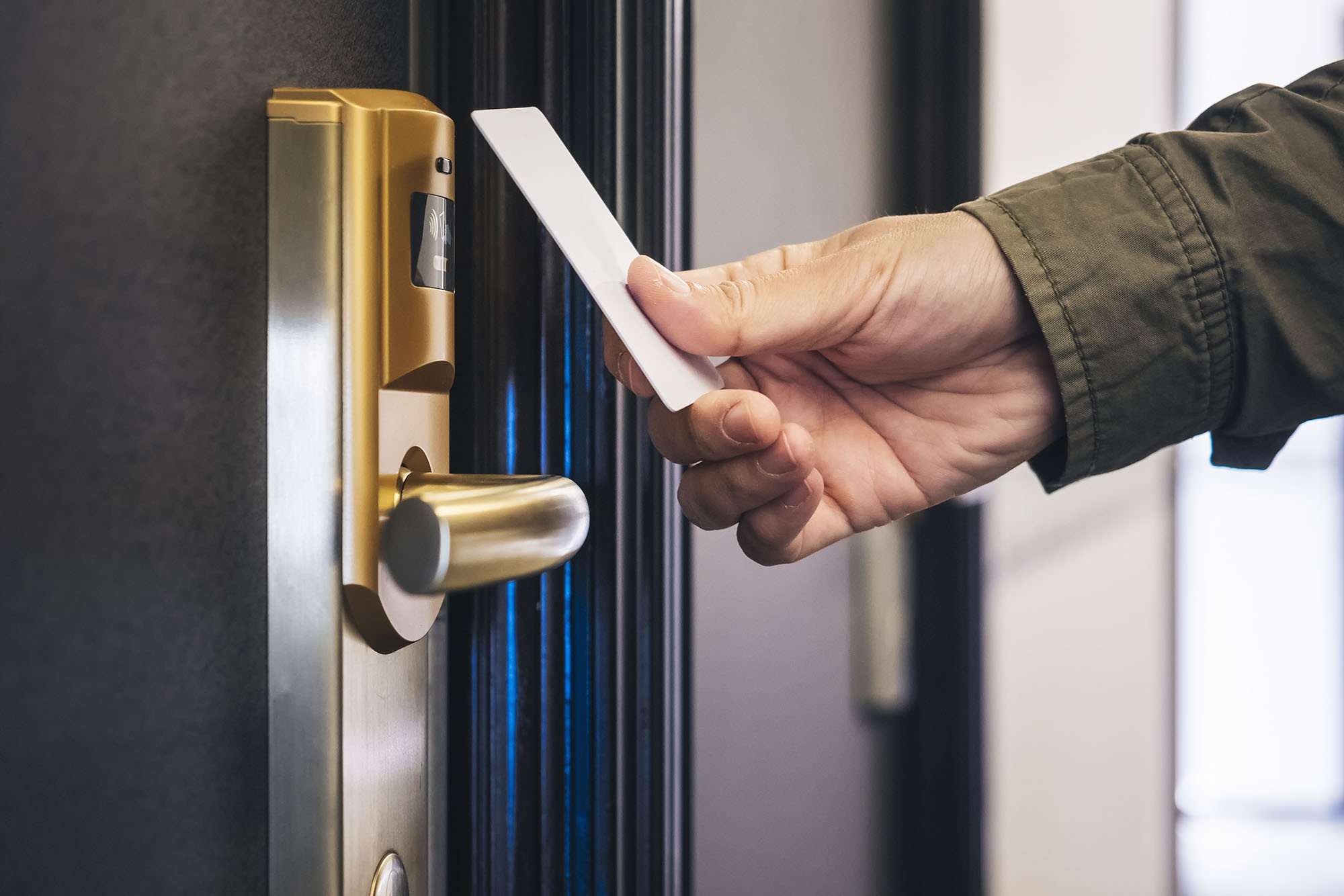 How hackers can break into your hotel room with ease
