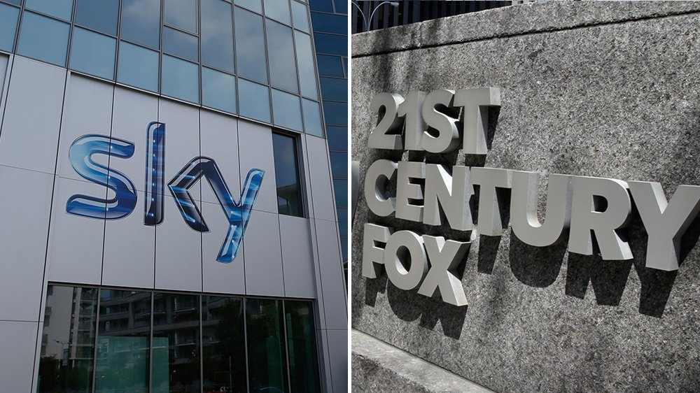 Sky Withdraws Recommendation of Fox Takeover After Comcast Offer
