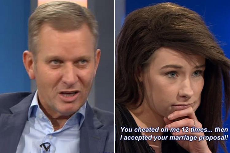 Jeremy Kyle viewers mock guest's hairdo and accuse her of 'wearing a wig that doesn't fit her head'