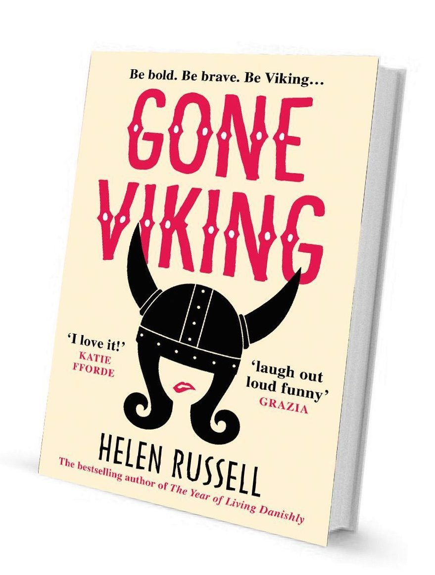 Enter our competition to win a copy of Gone Viking by Helen Russell